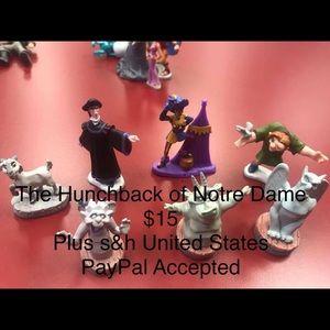 Disney's Hunchback of Norte Dome Lot